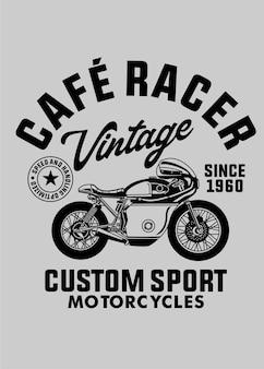 Motocicletas cafe racer