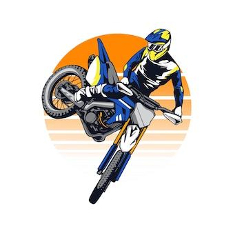 Motocross esporte radical