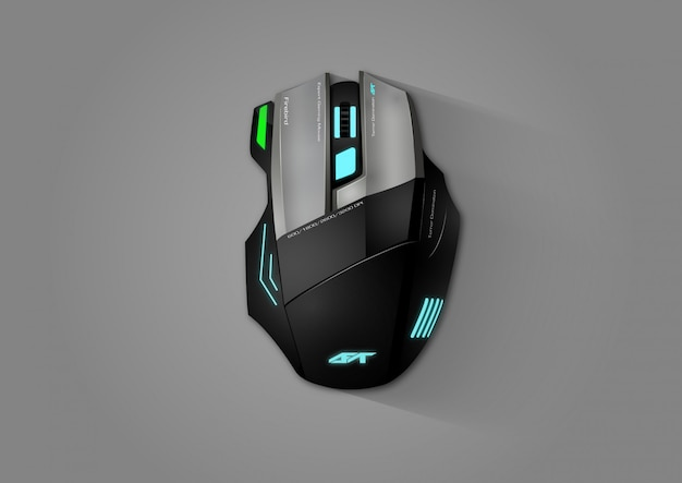 Mouse para jogos