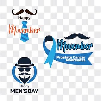 Movember, dia internacional dos homens