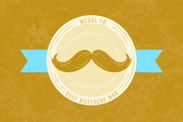 Movember fundo do vintage