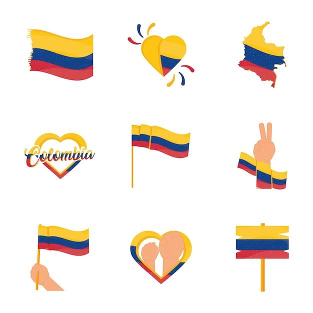 Movimento grevista colombiano
