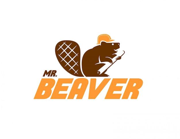 Mrbeaver logo