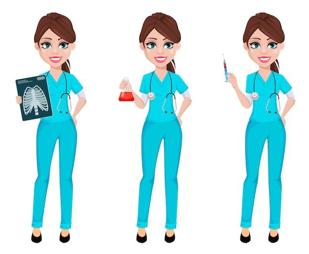 Mulher médico