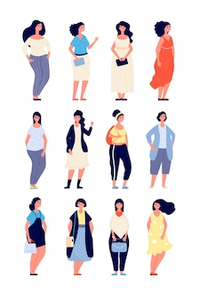 Mulheres plus size