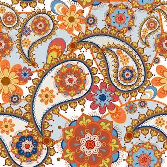 Multicolor fundo floral
