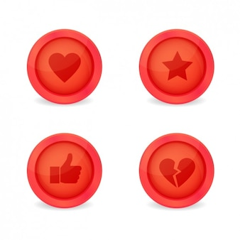 Multimedia buttons pack