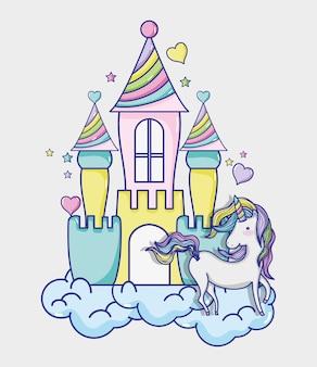 Mundo de fantasia e magia