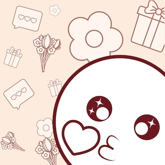 Namoro online design