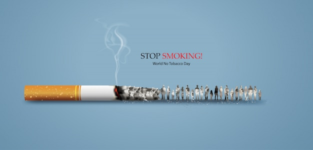 Não fumar e dia mundial sem tabaco