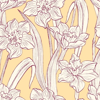 Narciso florescendo