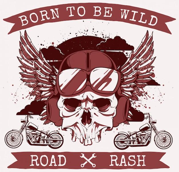 Nascido para ser selvagem