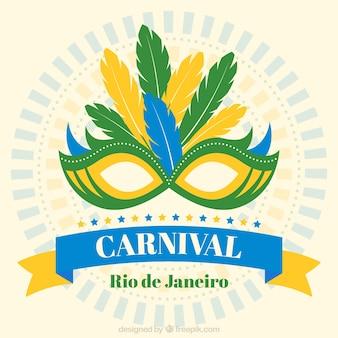 Nask carnaval brasileiro