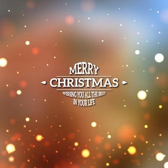 Natal borrado backgound