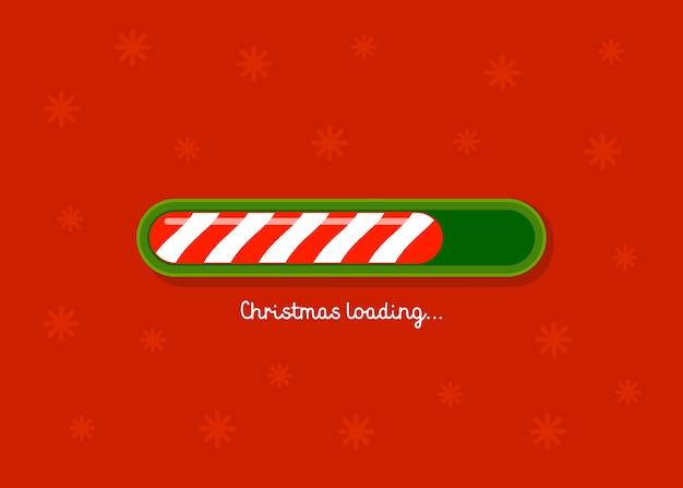Natal carregando