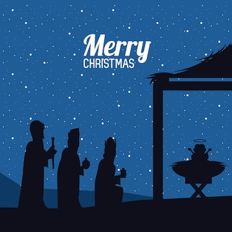 Natal cristão tradicional