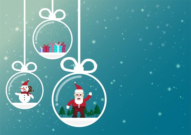 Natal dos desenhos animados e temporada de inverno