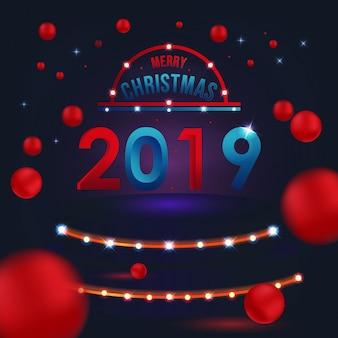 Natal e ano novo cartões