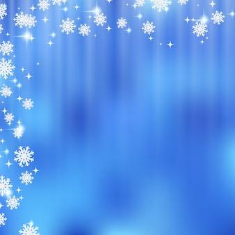 Natal e ano novo de fundo vector