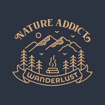 Nature addict