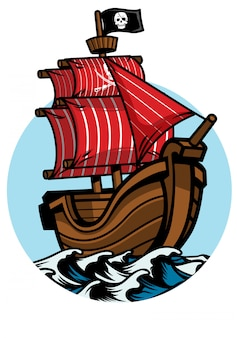 Navio pirata