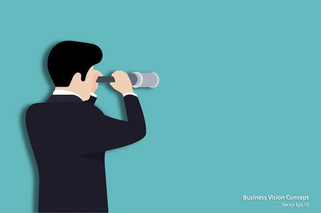 Negócio da visão
