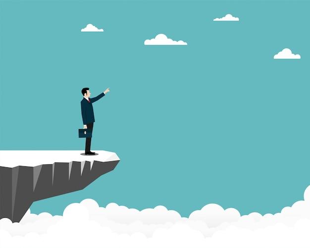 Negócios em busca de sucesso