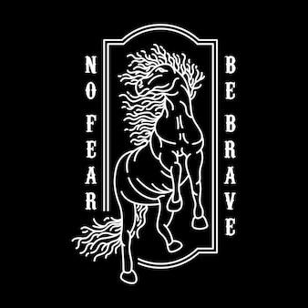 Nenhum medo seja corajoso