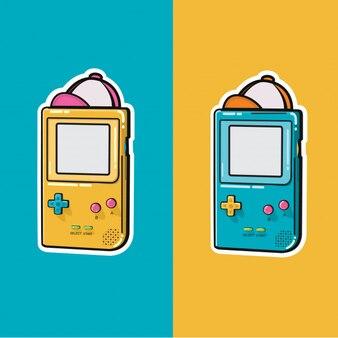 Nintendo clássico gameboy