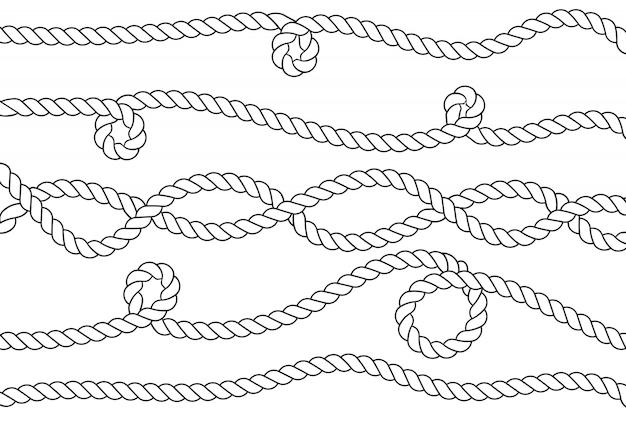 Nós de corda náutica