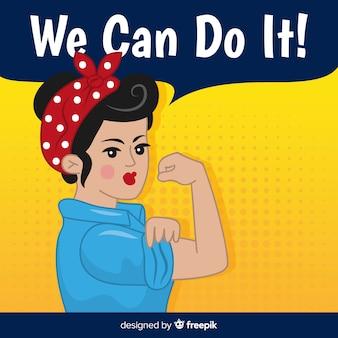 Nós podemos fazer isso!