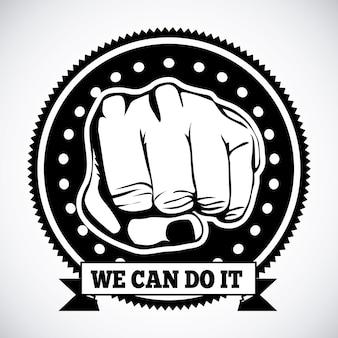 Nós podemos fazer isso
