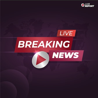 Notícias ao vivo de streaming ao vivo