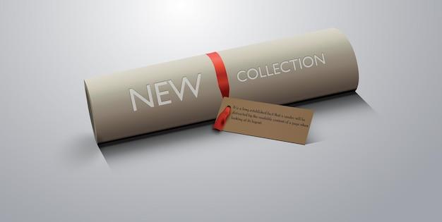 Nova coleção de tags papirus