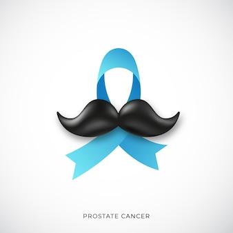 Novembro mês de conscientização do câncer de próstata.
