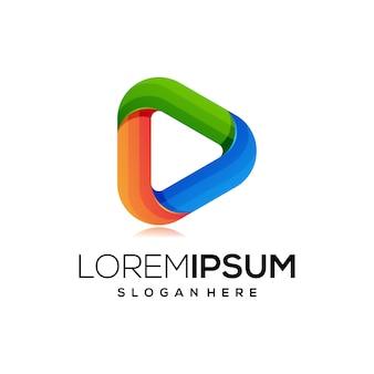 Novo jogo do ícone do logotipo