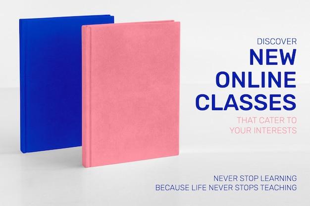Novo modelo de aulas online de tecnologia futura