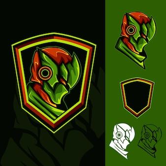 Novo ninja verde