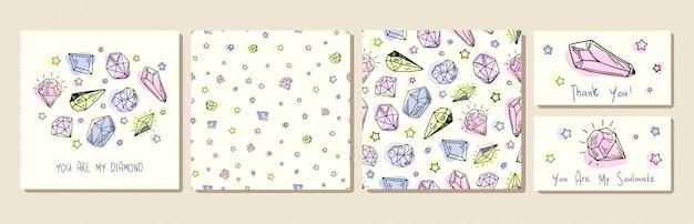 Novos cristais