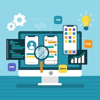 Novos elementos de desenvolvimento de aplicativos