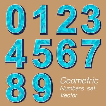 Número do polígono