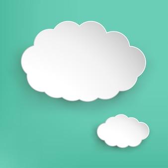 Nuvem de papel