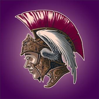 O anjo esparta