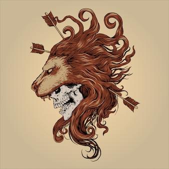 O caçador morto