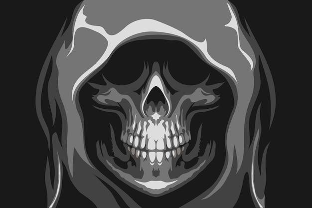 O crânio da morte