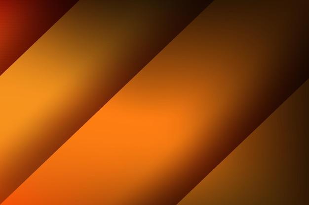 O fundo abstrato sobrepõe a geometria básica da cor com as sombras
