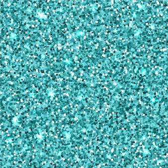 O glitter azul padrão sem emenda
