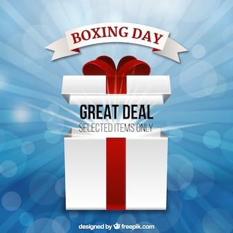 O grande negócio do dia do boxe em itens selecionados