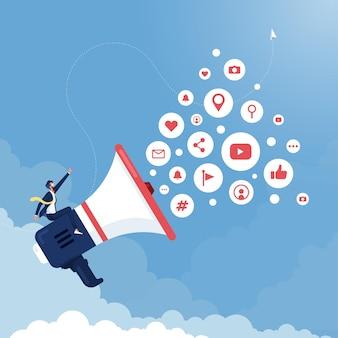 O líder de sucesso direciona o processo de marketing digital corretamente