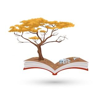 O livro da árvore